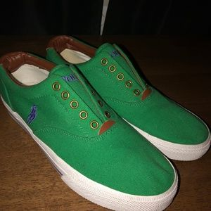 Polo by Ralph Lauren Green Shoes
